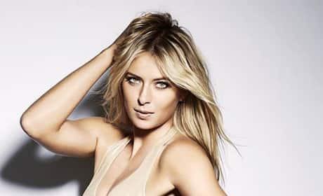 Maria Sharapova Esquire Photo