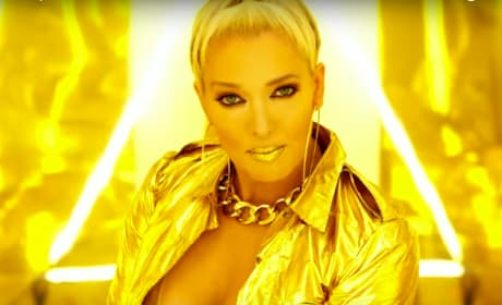 Erika Jayne Debuts Obscene Music Video, Gives Zero F***s