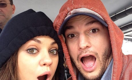 Ashton Kutcher and Mila Kunis: Inside Their Wedding!
