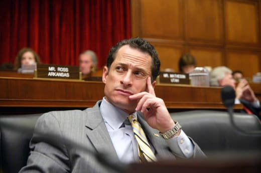 Anthony Weiner Photo