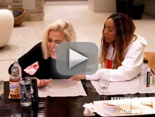 Khloe explodes kylie confesses the jordyn woods scandal is comin