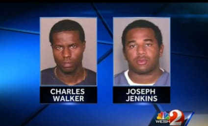 Charles Walker and Joseph Jenkins Escape Florida Prison Using Forced Documents