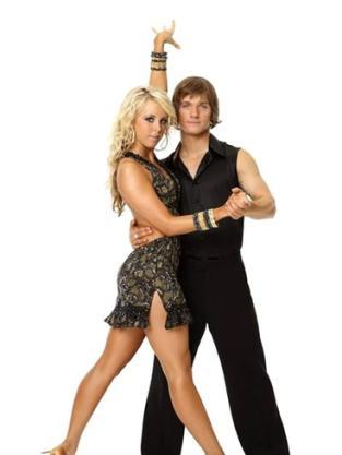 Chelsie Hightower and Louie Vito
