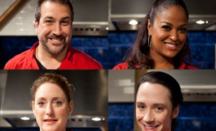 Chopped All-Stars Recap: Celebrity vs. Celebrity!