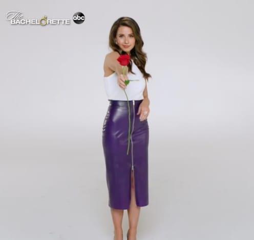 Katie Thurston as Bachelorette