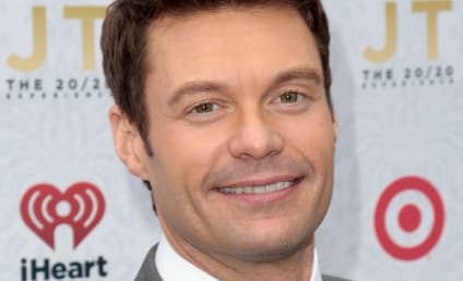 Ryan Seacrest: Swatted!