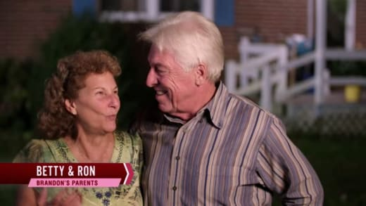 Betty Gibbs and Ron Gibbs aren't really sure what the visa is