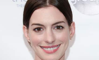 Anne Hathaway Gives Birth to a Boy!
