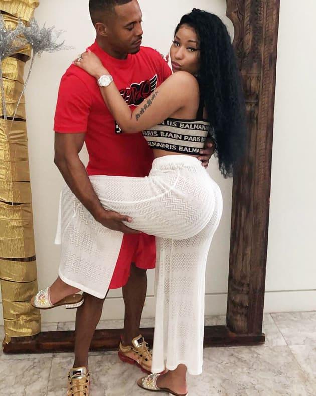 Nicki Minaj Ill Date A Rapist If I Want To, Okay - The Hollywood Gossip-9759