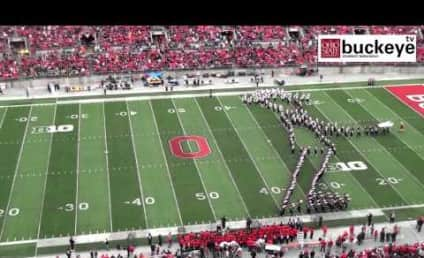 Ohio State Marching Band Performs Michael Jackson Tribute: Check it Out!