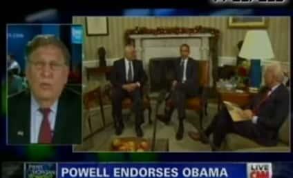 John Sununu, Mitt Romney Campaign Co-Chair, Attributes Colin Powell Obama Endorsement to Race