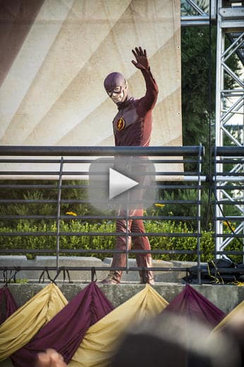 The Flash Season 2 Episode 1 Recap: A Dangerous World - The