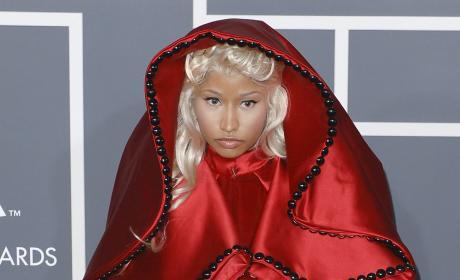 Nicki Minaj: The Devil?