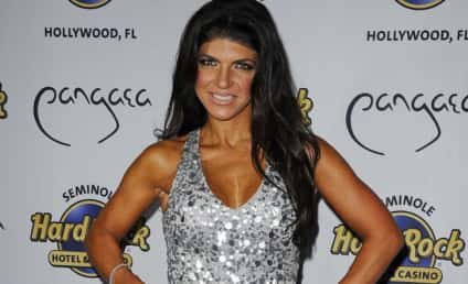 Teresa Giudice: Getting RIPPED Behind Bars, Working on List of Post Prison-Goals