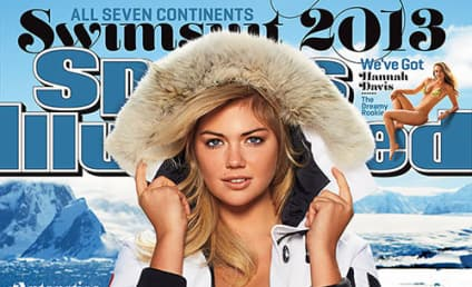 Kate Upton 2013 Sports Illustrated Swimsuit Issue Cover: Revealed!