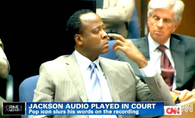 Dr. Conrad Murray at Trial