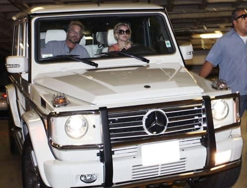 Jason Trawick and Britney Pic