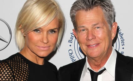 Yolanda Foster Files for Divorce from David Foster