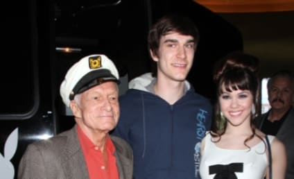 Marston Hefner Pleads No Contest in Attack on Claire Sinclair