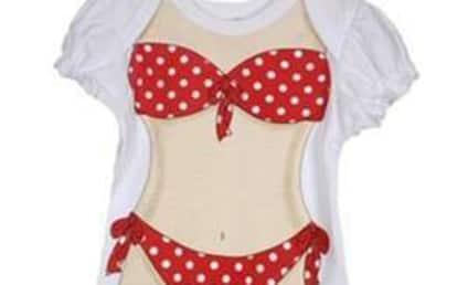 Bikini Onesie: Too Cute or Too Far?