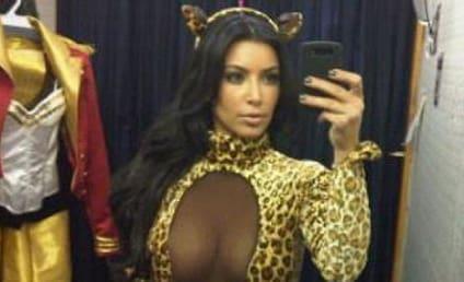 Kim Kardashian Costume: Rawwwr!
