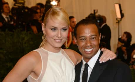 Lindsey Vonn, Tiger Woods Picture