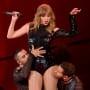 Taylor dances