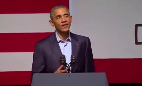 President Obama Offers Kanye West Advice