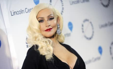Christina Aguilera: Sinatra Voice for A Century