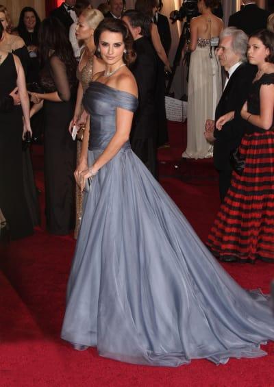 Penelope Cruz at the Oscars