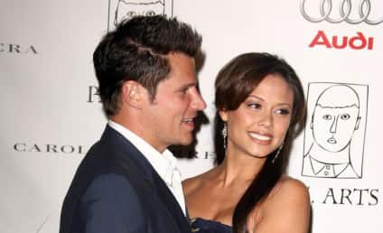 Happy Birthday, Nick Lachey and Vanessa Minnillo!