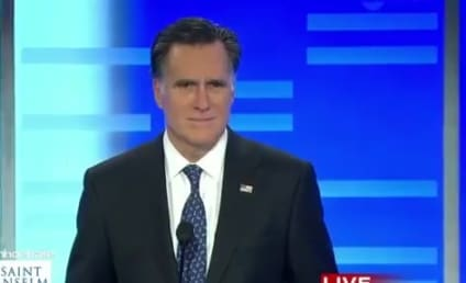 Mitt Romney Baffled By Contraception Question