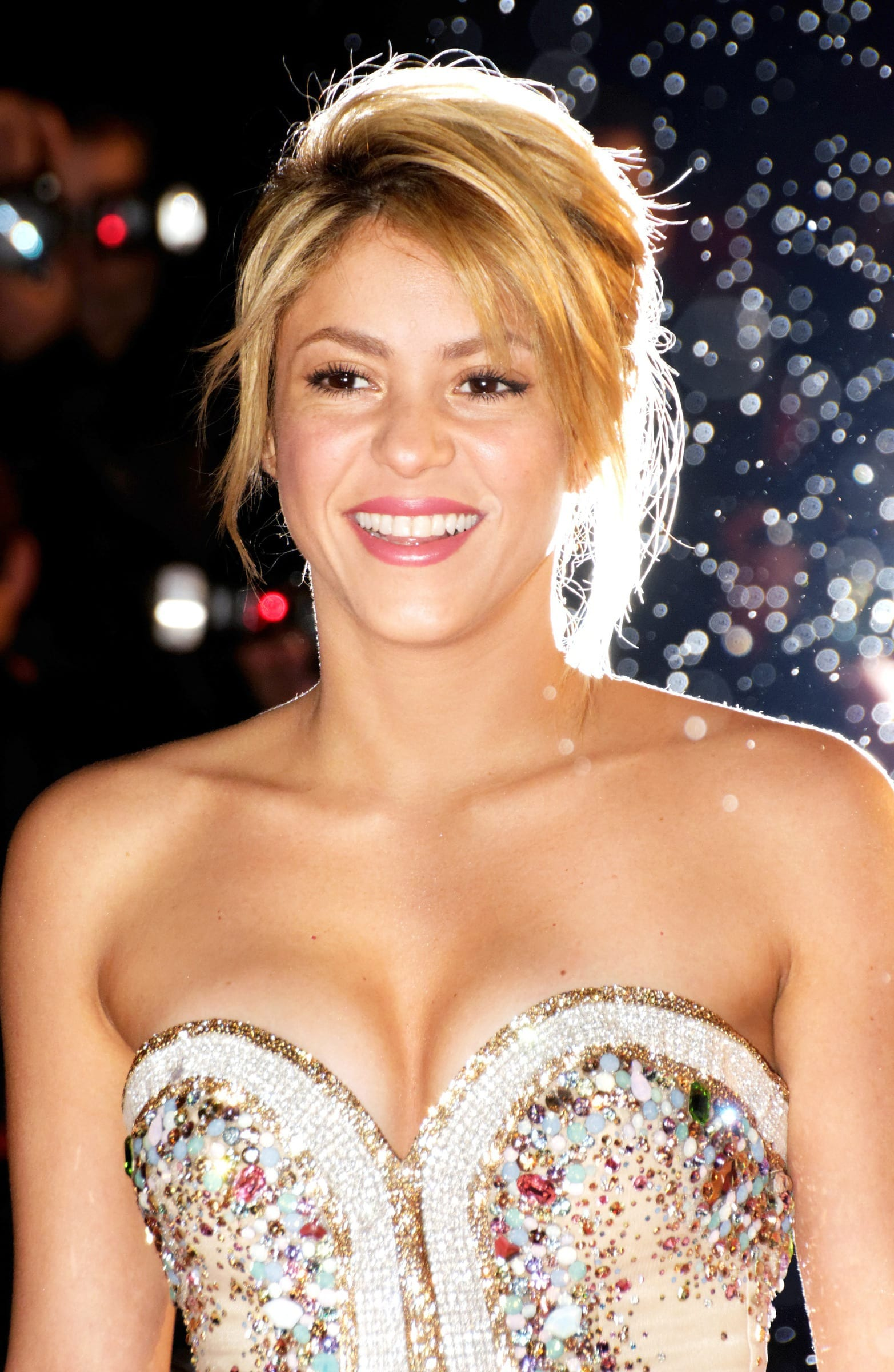 Shakira Pregnant With First Child The Hollywood Gossip
