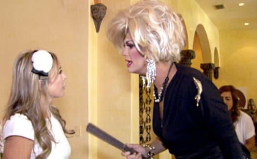 Elaine vs. Marysol