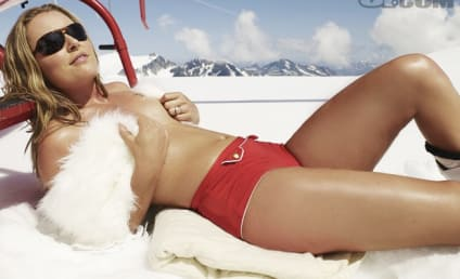 More Lindsey Vonn Photos: Sexy in Sports Illustrated