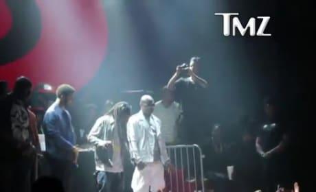 Lil Wayne: I F--ked Chris Bosh's Wife!