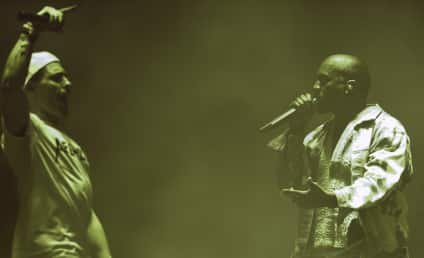 This Concert Crasher Dared to Interrupt Kanye West on Stage