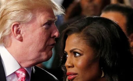 Omarosa Releases Recording of Her Firing... from The Situation Room