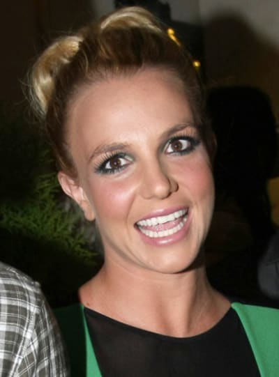 Britney Spears Smiles