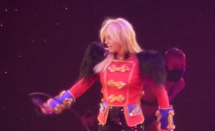 Britney Spears' New Man Revealed: Daimon!