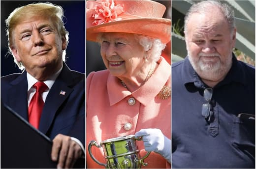 Thomas, Queen, Donald