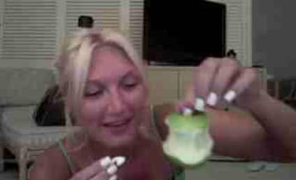 Brooke Hogan Hates Red Apples More Than Her Mother