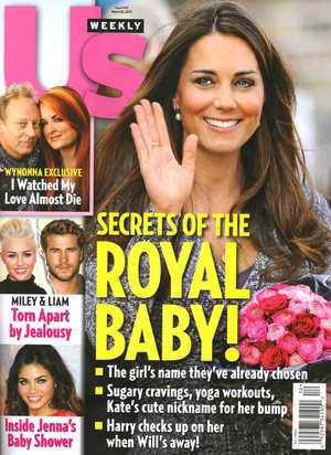 Secrets of the Royal Baby