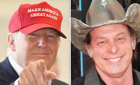 17 Celebrities Who Actually Support Donald Trump
