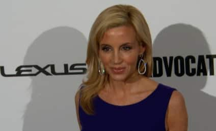 Camille Grammer: Diagnosed with Cancer, Recovering from Radical Hysterectomy