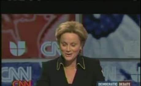 Hillary vs. Barack, SNL Style
