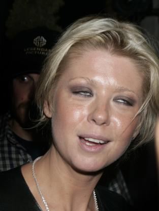 Tara Reid Drunk