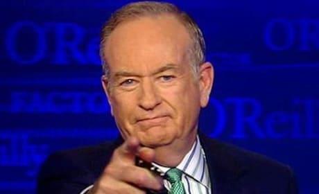 Bill O'Reilly Looks Smug
