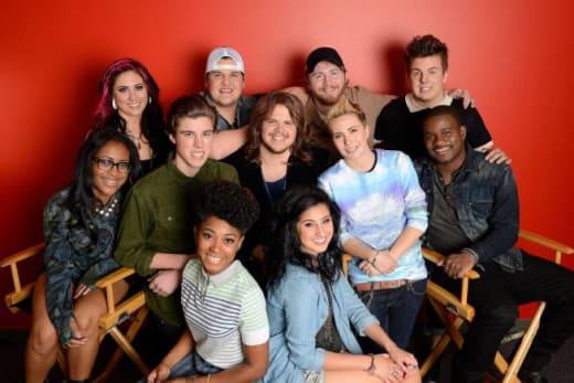 American Idol Final 11
