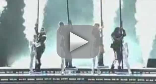 Black Eyed Peas Halftime Show